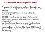carl johann von seidlitzi eruperiood 1864 85