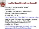 joachim klaus heinrich von baranoff