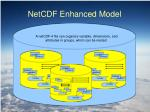 netcdf enhanced model