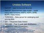 unidata software