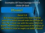 examples of true courage from a child of god2