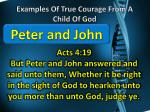 examples of true courage from a child of god5