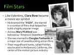 film stars1