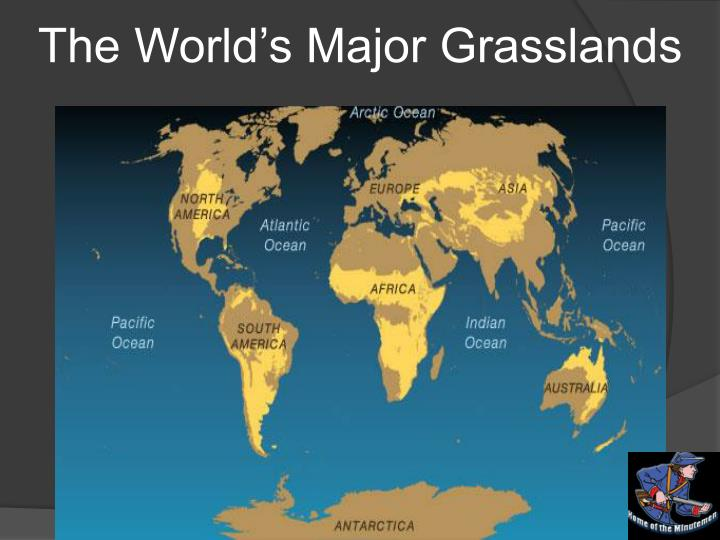 The World's Major Grasslands