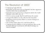 the revolution of 18002