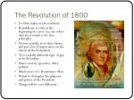 the revolution of 18008
