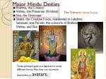 major hindu deities