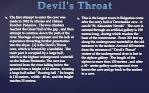 devil s throat