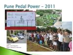 pune pedal power 2011
