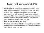 fossil fuel justin albert 608