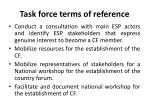 task force terms of reference1
