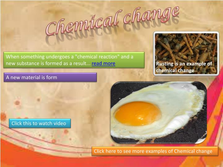 Ppt Physical And Chemical Change Powerpoint Presentation Id2080730