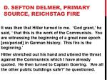 d sefton delmer primary source reichstag fire10