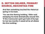 d sefton delmer primary source reichstag fire11