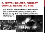 d sefton delmer primary source reichstag fire2