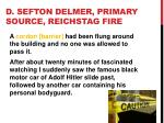 d sefton delmer primary source reichstag fire3