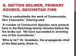 d sefton delmer primary source reichstag fire5