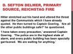 d sefton delmer primary source reichstag fire9
