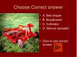 choose correct answer47