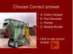choose correct answer5