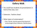 gallery walk2