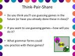 think pair share2