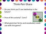 think pair share3