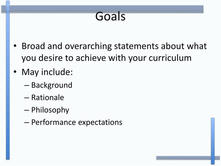 competency goal statement 2 Competency statement i functional areas definitions i to establish and maintain a safe, healthy learning environment 1 safe 2 healthy 3.