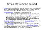 key points from the purport6