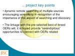 project key points1