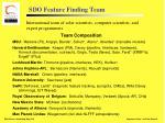 sdo feature finding team1