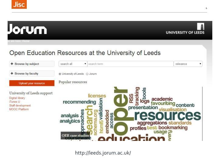 http://leeds.jorum.ac.uk/