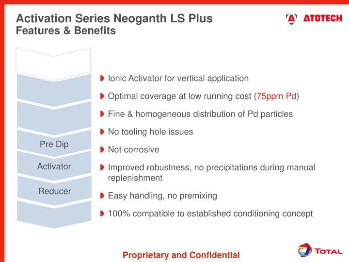 Activation Series Neoganth LS Plus