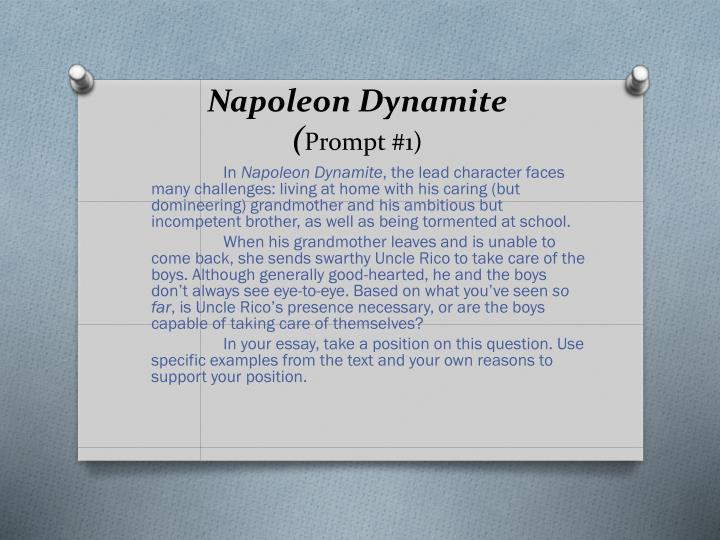 napoleon dynamite prompt 1 n.