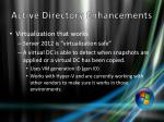 active directory enhancements2