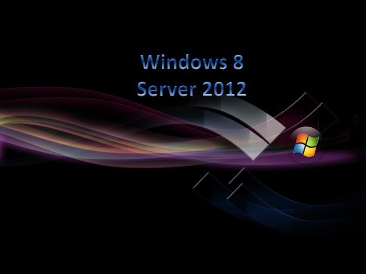 windows 8 server 2012 n.
