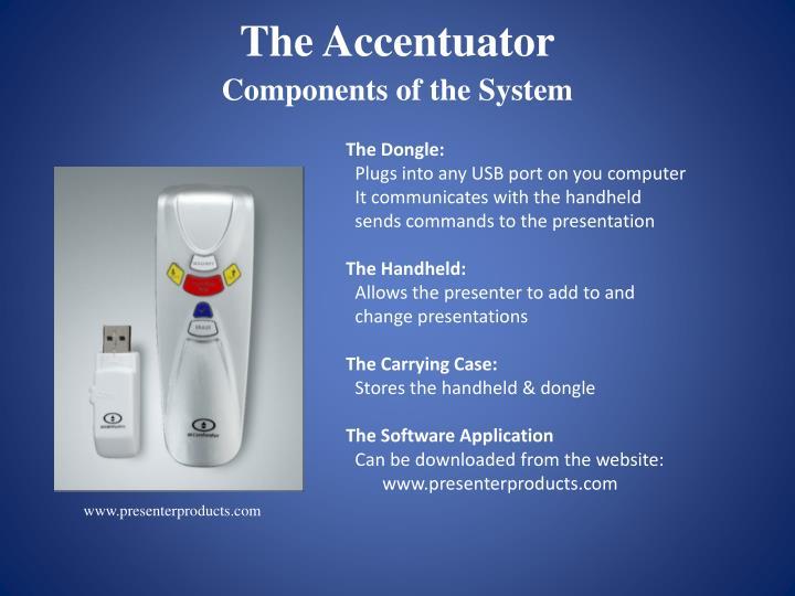 The accentuator2