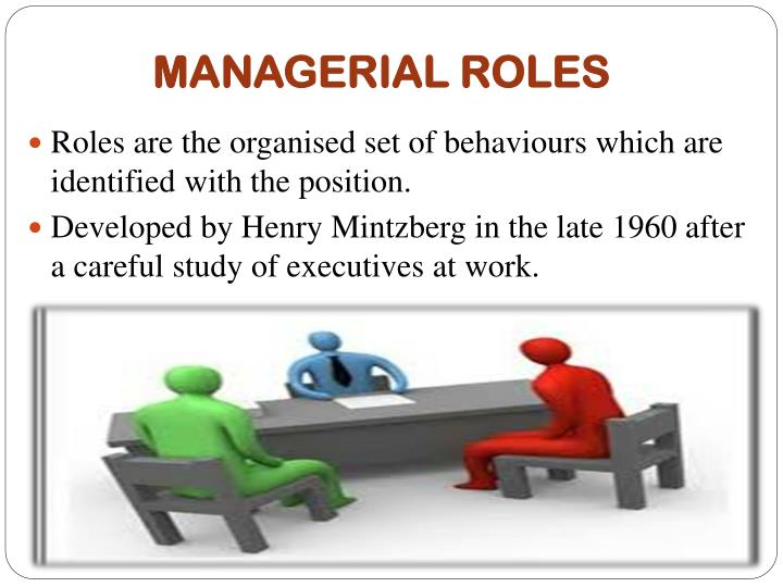 functions and roles of managers essay Managers of different companies serve different roles and functions in order to maintain the efficiency and effectiveness of the operations within the business managers are described as organizational planners, organizers, leaders and controllers their main function and role include tasks such as.