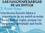 las funciones basicas de un switch2