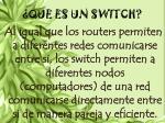 que es un switch1