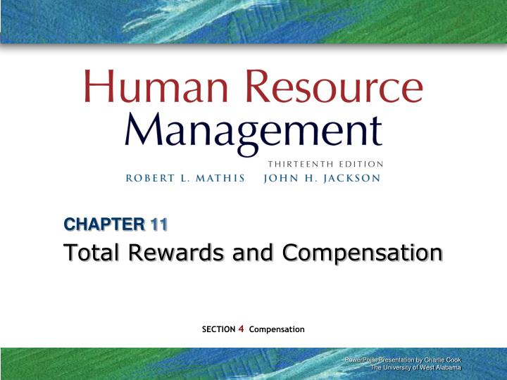 chapter 11 total rewards and compensation n.