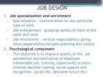 job design2