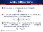 analisi di monte carlo1