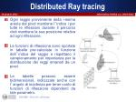 distributed ray tracing2