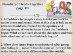numbered heads together page 395