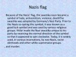 nazis flag