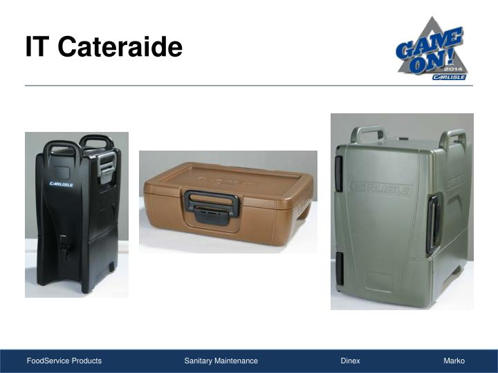 IT Cateraide