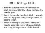 bo to bo edge all up