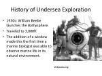 history of undersea exploration3
