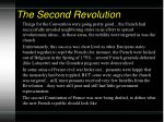 the second revolution2
